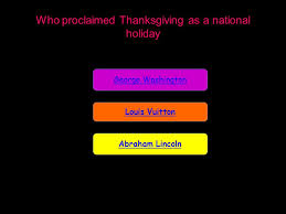 thanksgiving trivia quiz start here here how many days did it