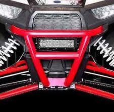 polaris rzr light bar polaris rzr xp 1000 led light bar mount front bumper ebay