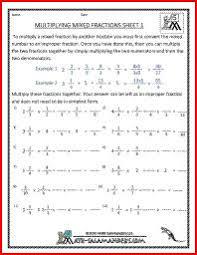 77 best fraction worksheets images on pinterest fractions