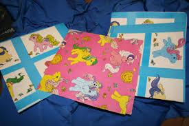 my pony wrapping paper my pony wrapping paper my ponies pony