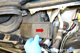 mercedes benz w124 cabin air filter replacement 1986 1995 e