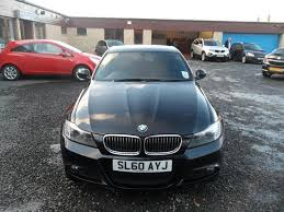 used bmw 3 series uk used black bmw 3 series 2010 diesel 320d 184 sport saloon in