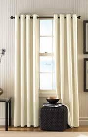 Single Panel Window Curtain Designs 84 Inch Blackberry Solid Color Sliding Door Curtain Black Sliding