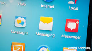 android messaging apps this week s sidebar poll what text messaging app do you use