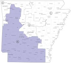 us house of representatives district map for arkansas arkansas s 4th congressional district