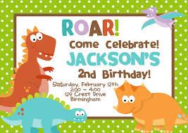 printable party invitations party invitations new dinosaur party invitations ideas stylish