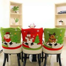 aliexpress com buy imixlot new christmas elk chair covers