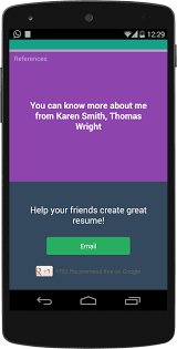 Open Source Resume Builder Super Resume Builder Pro Cv Android Apps On Google Play
