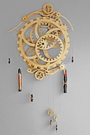 Free Wooden Clock Movement Plans by Woodworking Plans By Clayton Boyer