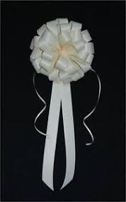 wedding pew bows pew bows ebay