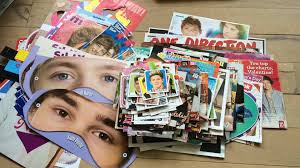 one direction cards my one direction cards mini posters and cards