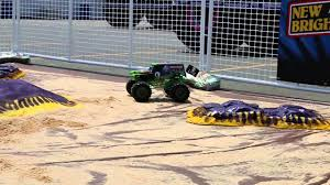 grave digger 30th anniversary monster truck grave digger rc by new bright youtube