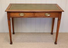 Small Cherry Writing Desk by Arts And Crafts Writing Desk C 1910 English From Worboys