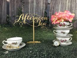 Alice In Wonderland Baby Shower Decorations - tea party decoration baby shower tea party alice in wonderland