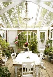 16 shabby chic garden designs with interior furniture u2013 top easy