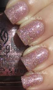 julep nell blushing holographic full coverage glitter all that