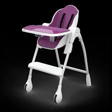 Cocoon Convertible Crib Oribel Cocoon Complete High Chair Plum N Cribs