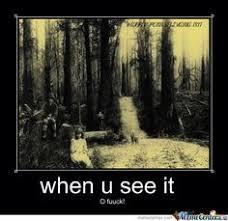 Scary Ghost Meme - seems legit memes meme and humor