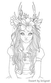 vampire coloring pages adults fawn coloring