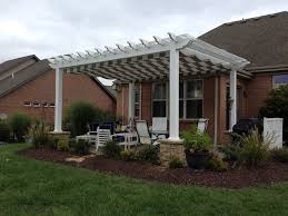 pergolas and trellises dayton u0026 cincinnati deck porch and