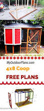 Small Backyard Chicken Coop Plans Free by 34 Best Images About Free Chicken Coop Plans On Pinterest A