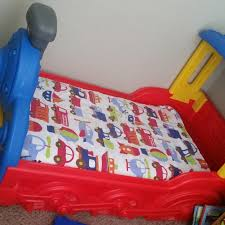 Little Tikes Toddler Bed Find More Little Tikes Toddler Train Bed For Sale At Up To 90 Off