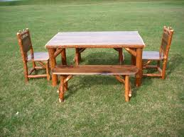 bench rustic log benches rustic log wood garden benches