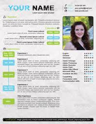 Fancy Resume Templates 49 Modern Resume Templates To Get Noticed By Recruiters