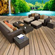 Discount Outdoor Furniture by Furniture Modern Wood Outdoor Dining Furniture On The Edge Of