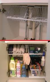 Under Cabinet Storage Ideas Best 25 Under Kitchen Sink Storage Ideas On Pinterest Kitchen
