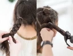 Frisuren Zum Selber Machen Zopf by Silvester Frisuren Selber Machen Hochsteck Zopf Hinterkopf