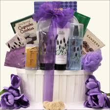 organic spa gift baskets gift basket lavender spa pleasures gift basket giftbasketvillas