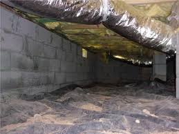 crawl space moisture barrier systems in asheville greenville