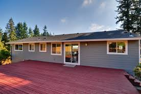 deck staining portland painting contractor