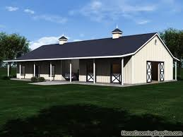 house and barn this is interesting house barn combo my horse forum