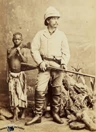 Victorian Era Badass Historical Pictures Victorian Era Safari Hunter