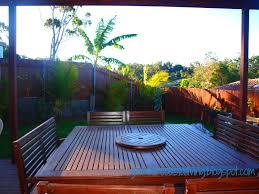 my home the backyard transformation glamour coastal living