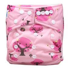 christmas gift reusable baby cloth diapers nappies washable cloth