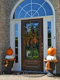 ideas for front door decor home design ideas