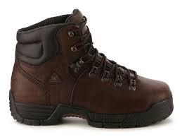 womens work boots uk rocky mobilelite steel toe work boot brown luxurious