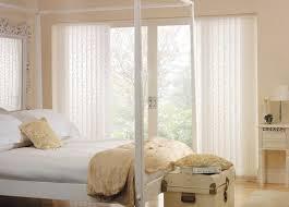 Window Treatments For Patio Doors Sliding Glass Door Blinds Window Treatments Budget Blinds