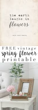free printable art home decor 115 best spring images on pinterest spring printable flower and tags