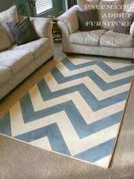 Rugs Chevron Diy Painted Chevron Rug Good Directions On How To Paint An