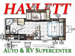 afc dealer floor plan 2018 forest river rockwood mini lite 2507s travel trailer