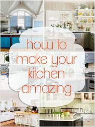 kitchen diy ideas pretentious design 4 diy kitchen decorating ideas 17 best images