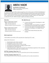 Bookkeeper Description For Resume Bookkeeping Resume Samples Resume Samples And Resume Help