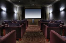 home theater lighting sconces 10 maxims of perfect home theater room design