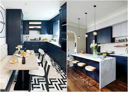 code couleur cuisine cuisine bleu marine great poubelle cuisine modles pratiques et
