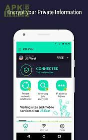cm security pro apk cm security vpn free fast vpn for android free at apk