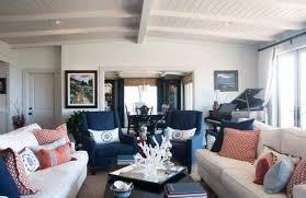 Nautical Table Decoration Ideas Nautical Living Room Decorating Ideas With Coral Table Decor